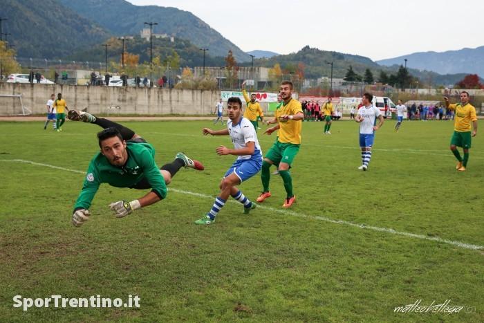 Anteprima foto Levico Terme - Dro 1-2