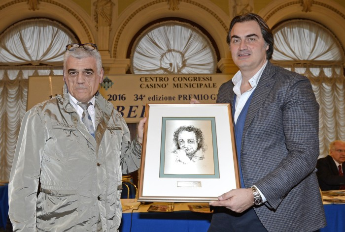 Anteprima foto Pierluigi Pardo di Mediaset