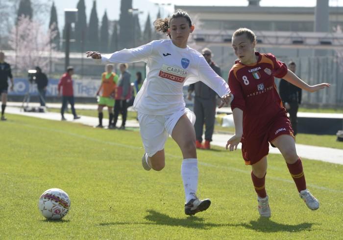 Anteprima foto Res Roma - Napoli Cfm 4-0