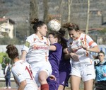 La finale Fiorentina - Res Roma