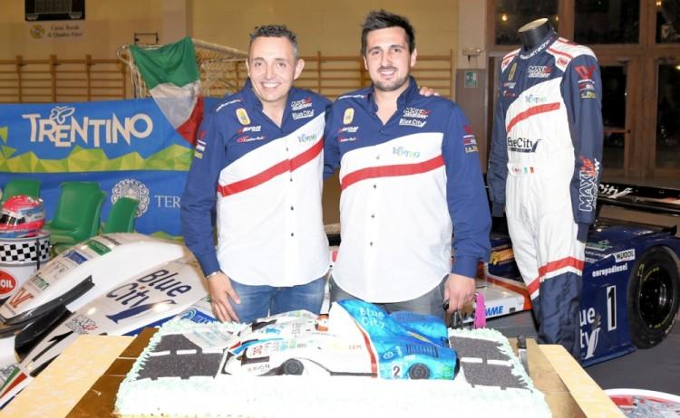 Anteprima foto Christian con Giuliano