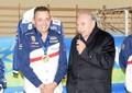 Christian con Enzo Osella