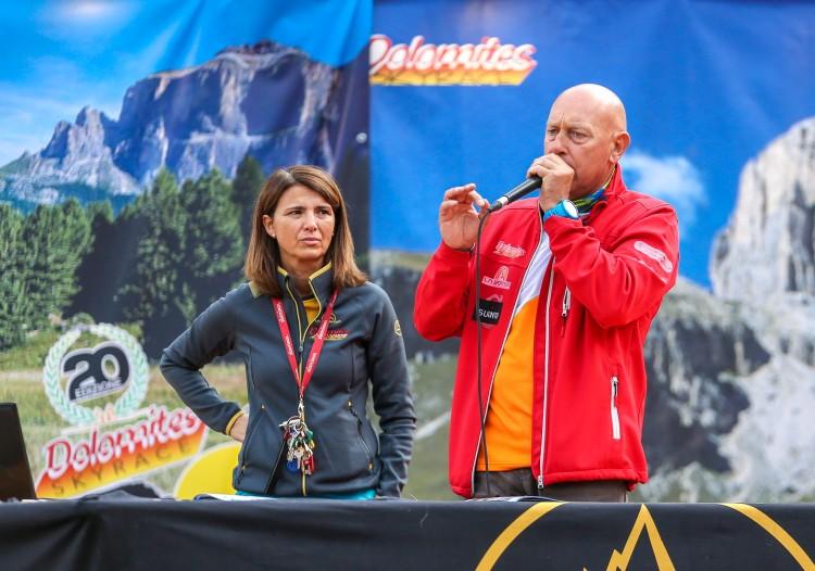Anteprima foto Paola Ferretti e Giorgio Pedron