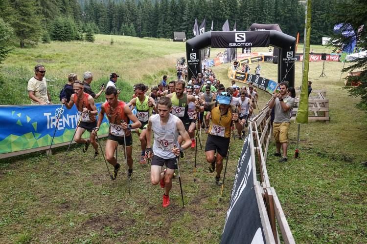 Anteprima foto La partenza degli atleti top