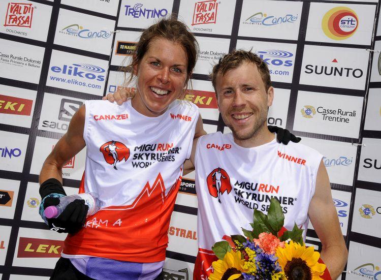 Anteprima foto I due vincitori