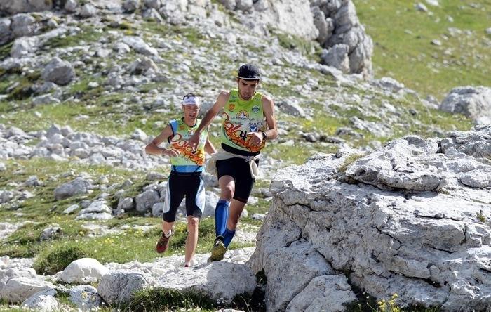 Anteprima foto Ionut Zinca (2ª) e Tadei Pivk (3°)
