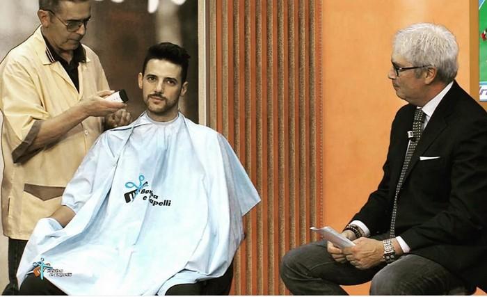 """Anteprima foto Orduna a """"Barba e Capelli"""""""