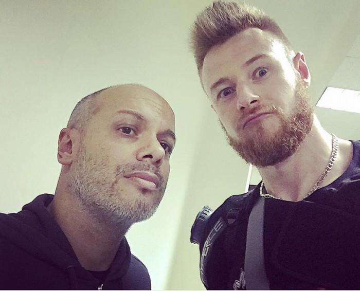 Anteprima foto Selfie Zoro e Zaystev