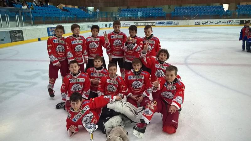 Anteprima foto U9 torneo Cortina