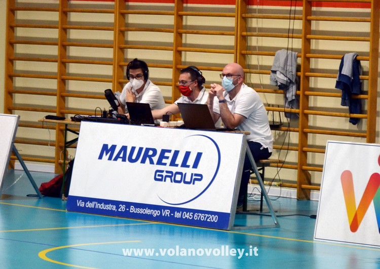 Anteprima foto Serie B1 Playoff: Vivigas Arena vs Rothoblaas Volano