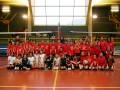 Campionato U 12 - Squadre: Volano, Rovereto Volley, Isera e Rovereto Nord
