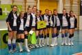 premiazione team volley c8