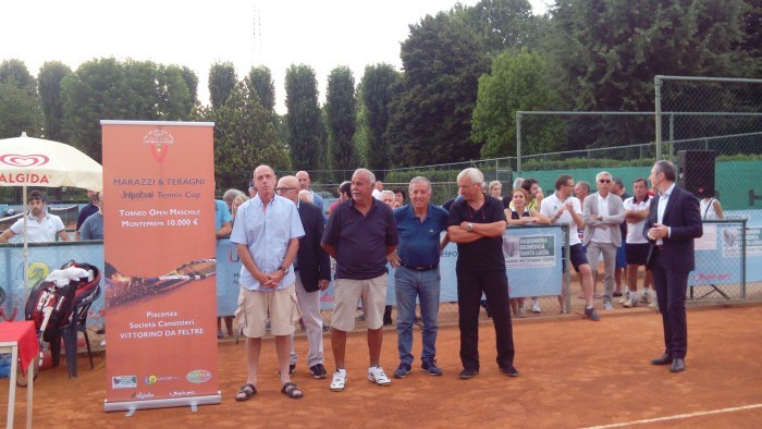 Anteprima foto Open Vittorino Tennis