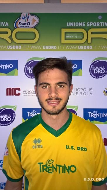 Juan E. Garcia, nuovo centrocampista droato