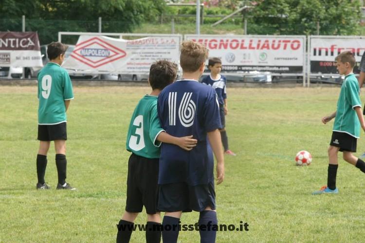 Anteprima foto I Pulcini tricolori al 21° Torneo Valpolicella Cup
