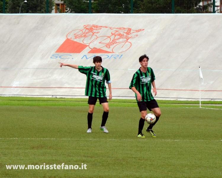 Anteprima foto Fase nazionale Allievi - Mori S. Stefano vs Trieste Calcio