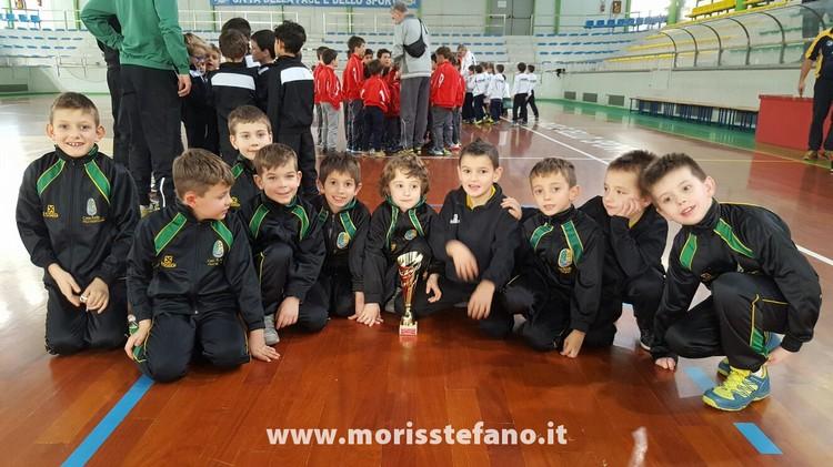 Anteprima foto Piccoli Amici al Torneo delle Circoscrizioni