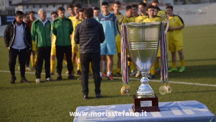 Anteprima foto La Juniores Elite festeggia la vittoria del campionato 2016/2017