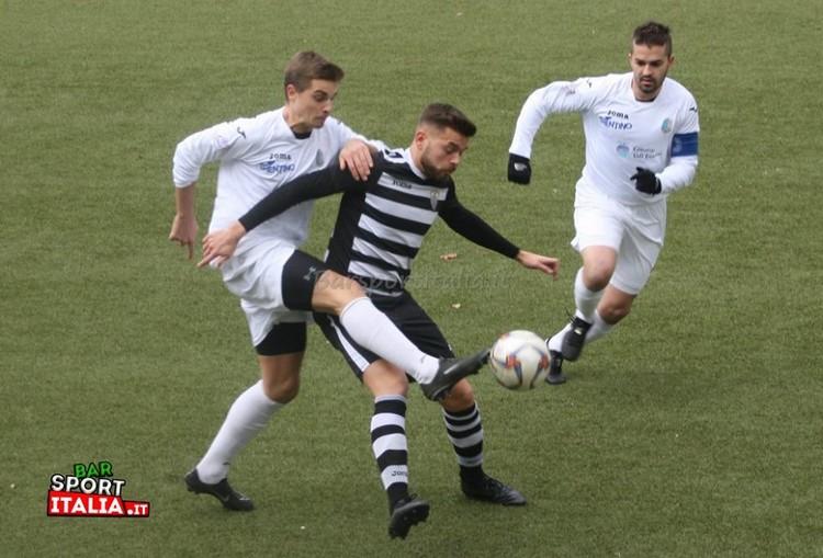 Anteprima foto Prima Squadra - Pergine Calcio vs Mori S. Stefano