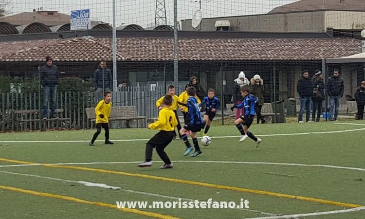 Anteprima foto Primi Calci ed Esordienti sfidano l'Atalanta