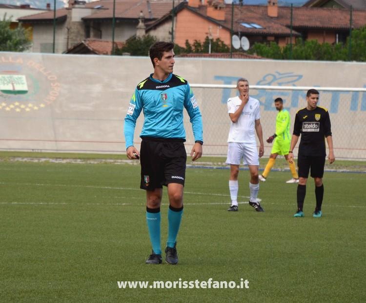 Anteprima foto Coppa Italia - Mori S.Stefano vs Comano Terme Fiavé