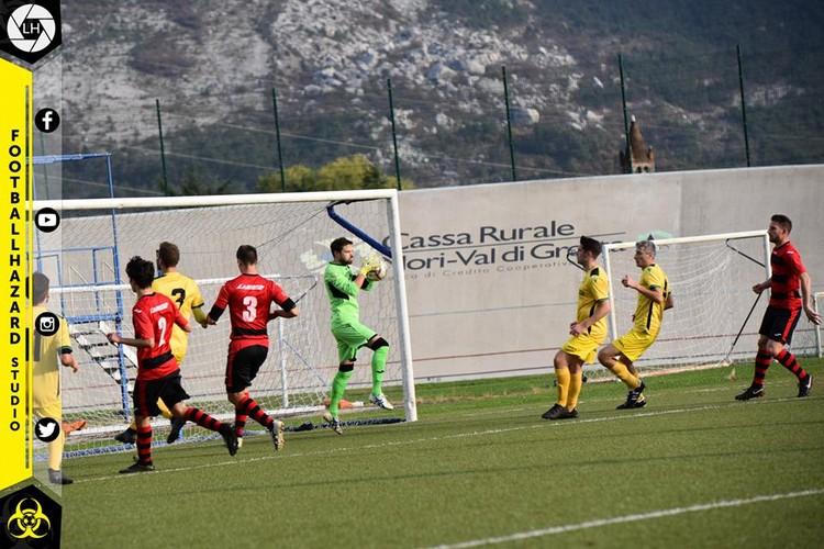 Anteprima foto Prima Squadra - Mori S.Stefano vs Porfido Albiano