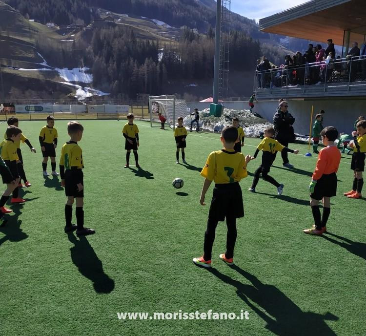 "Anteprima foto Pulcini in Valle Aurina al torneo ""Kick Dich It"""