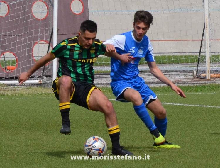 Anteprima foto Juniores - Mori S.Stefano vs Brixen
