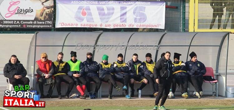 Anteprima foto Mori S.Stefano vs ViPo Trento - Foto Michele Gretter