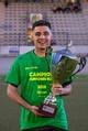 La Juniores Elite festeggia la vittoria del campionato 2017/18