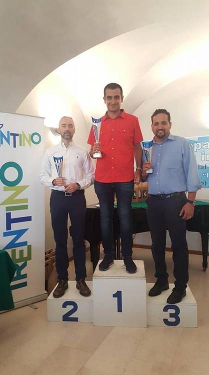 Anteprima foto podio 2 gruppo con Moscato Agosti e Rodriguez