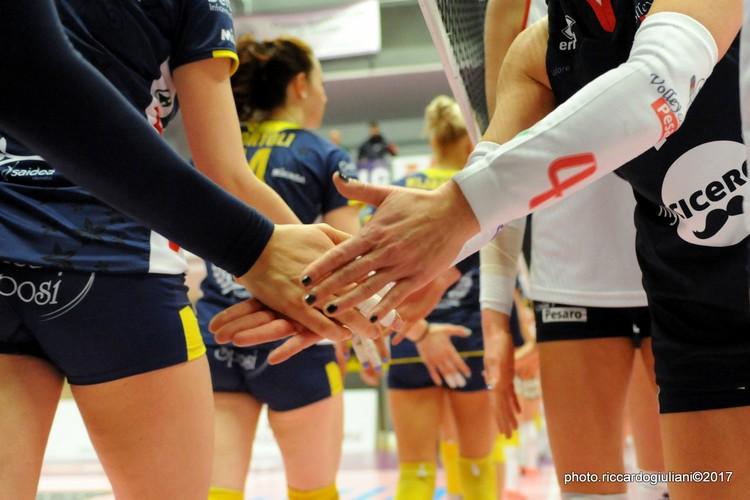 Anteprima foto Delta Informatica Trentino - Volley Pesaro