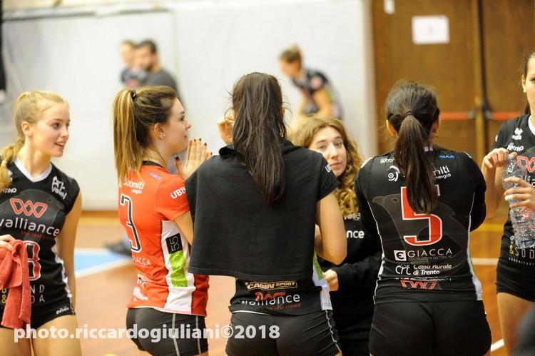 Anteprima foto Pallavolo Argentario - Walliance Ata Trento