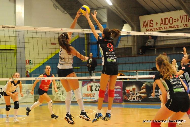 Anteprima foto Imoco Volley S.Donà - Walliance Ata Trento