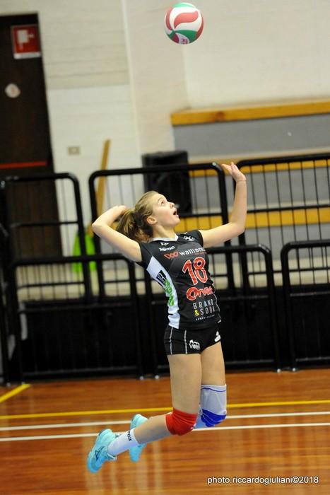 Anteprima foto Walliance Ata Trento -  Ezzelina Volley Carinatese