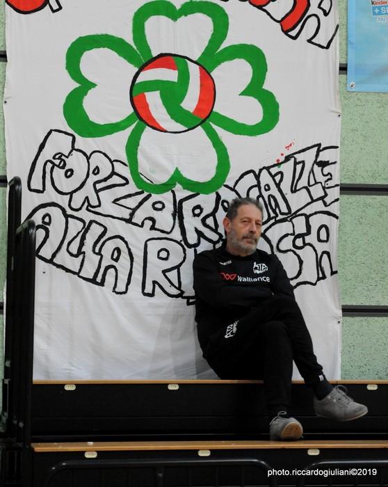 Anteprima foto Bioxigen Pav Udine - Walliance Ata Trento