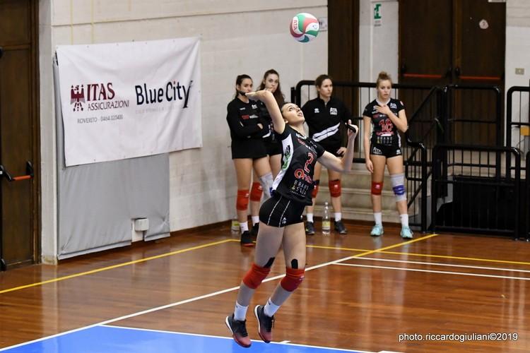 Anteprima foto Walliance Ata Trento - Bedizzole Volley