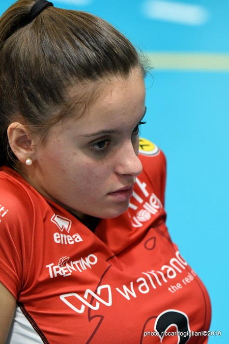 Anteprima foto Vivigas Arena Volley - Walliance Ata Trento