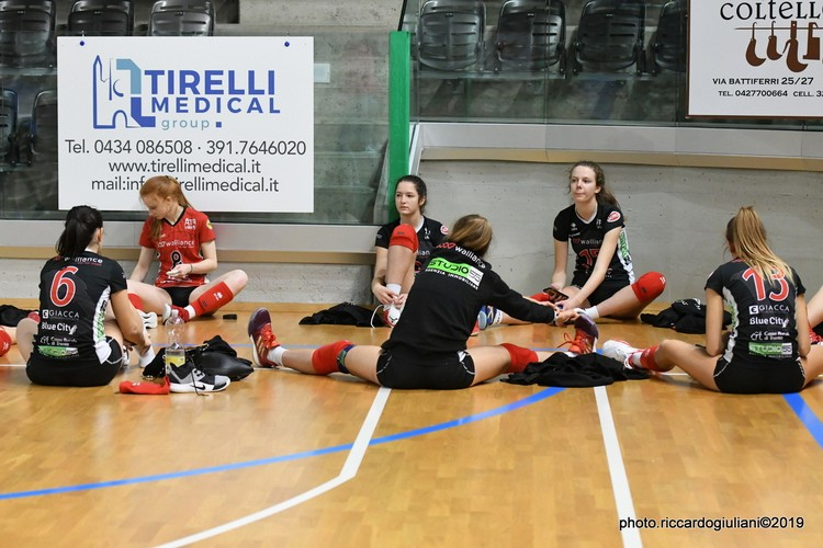 Anteprima foto Pav Udine - Walliance Ata Trento