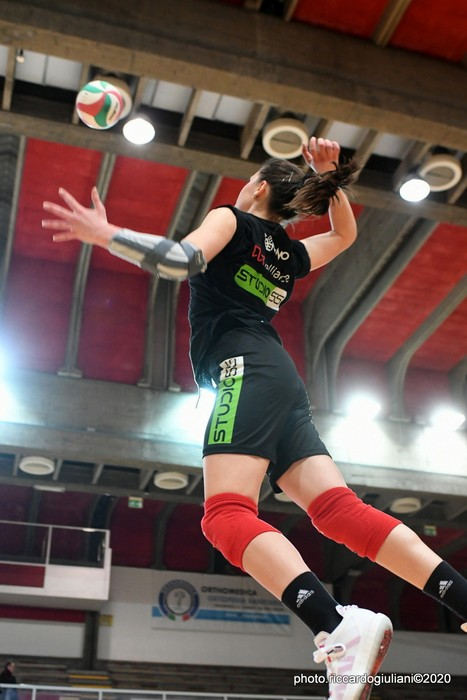 Anteprima foto Anthea Volley Vicenza - Walliance Ata Trento