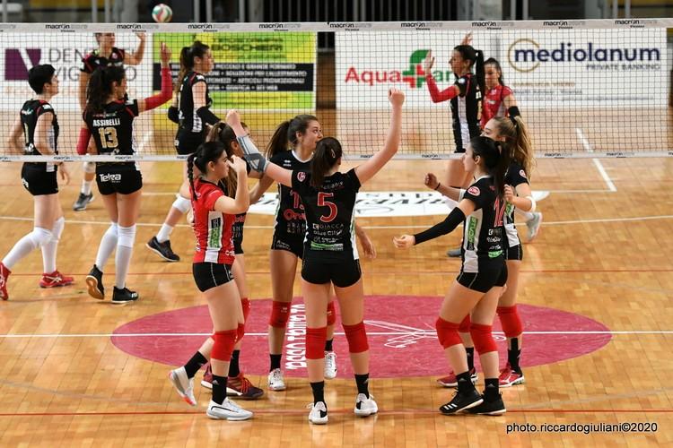 Anteprima foto Anthea Volley Vicenza - Walliance Ata Trento