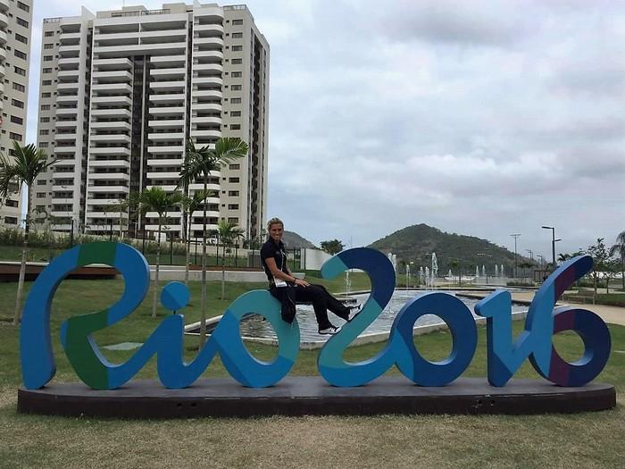 Anteprima foto Francesca a Rio