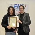"""Francesca Badolato, premio """"Studio e Sport"""""""