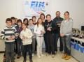 partecipanti alla finale nazionale Trofeo Nuoto X Tutti - Gubbio