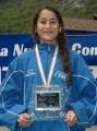 Stefani Recchia Lazio - record 200 rana