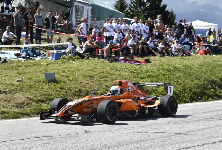 Anteprima foto Martin Vondrak su Tatuus NT07 Formula Master (8°)
