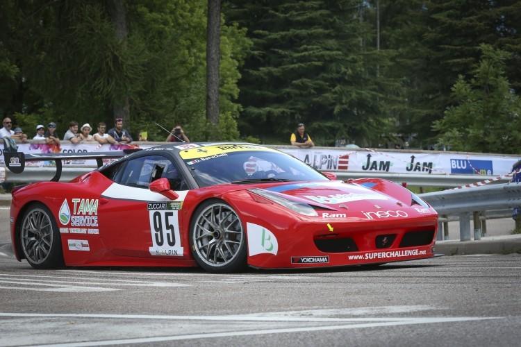 Anteprima foto Dario Baruchelli (Ferrari 458 Evo)