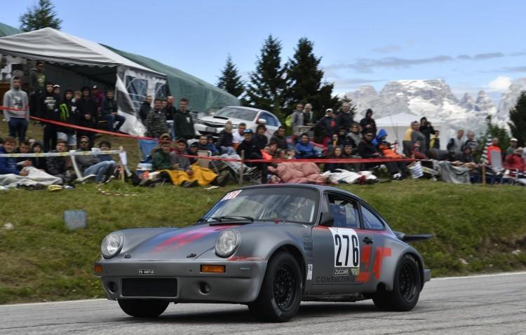 Anteprima foto Agostino Iccolti su Porsche RS (2° storiche)
