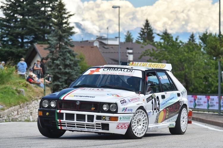 Anteprima foto Maurizio Pioner (Lancia Delta HF integrale)
