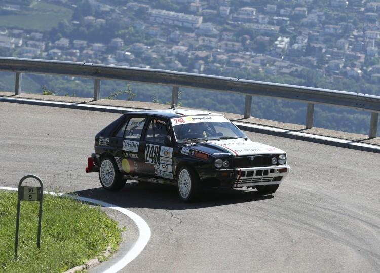 Anteprima foto Maurizio Pioner (Lancia Delta HF 16V)